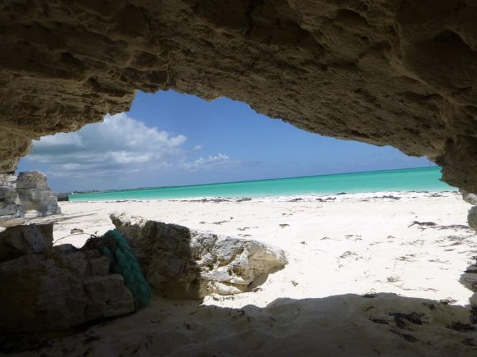 Love Beach Cave